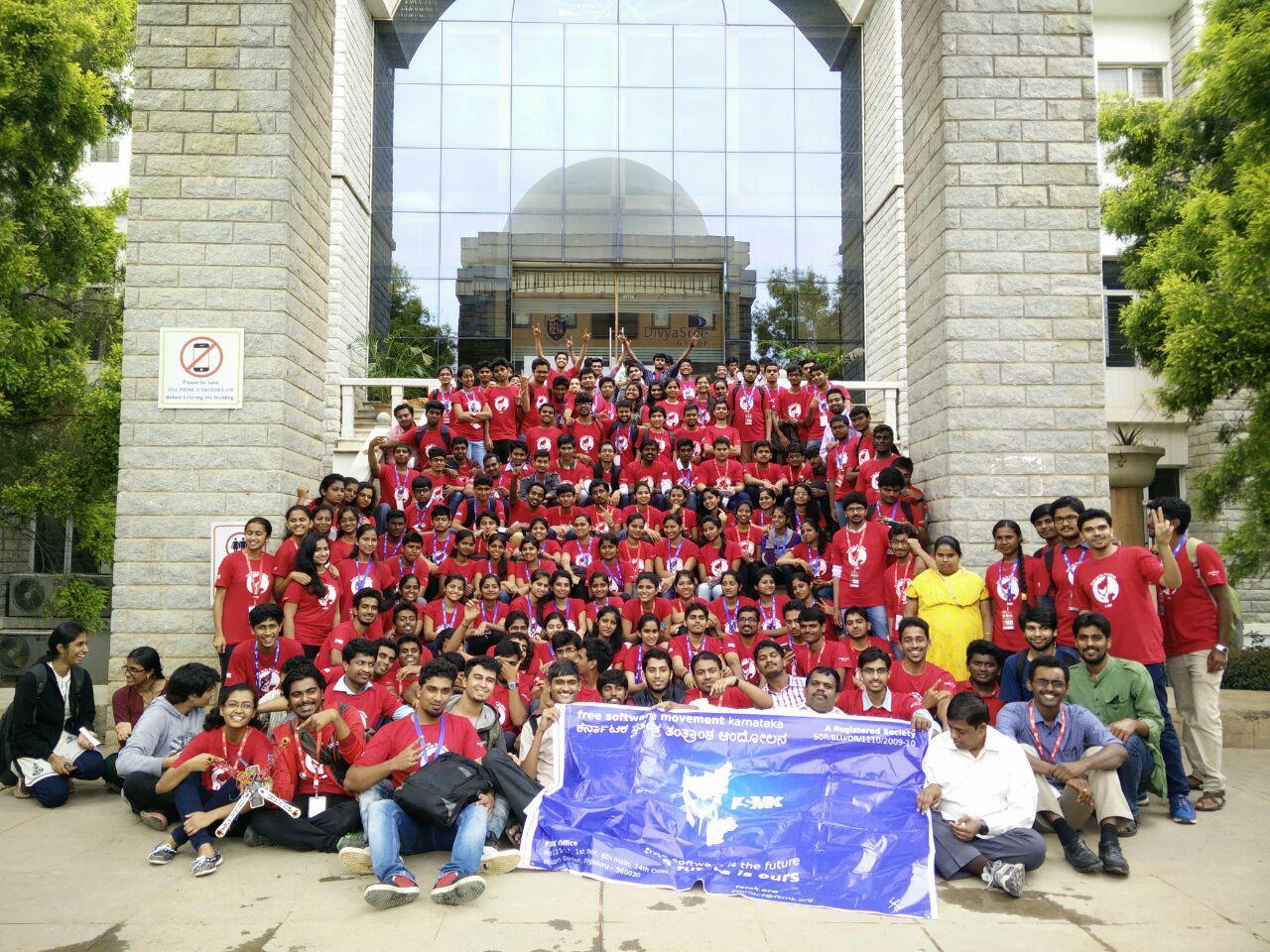 FSMK Camp 2015